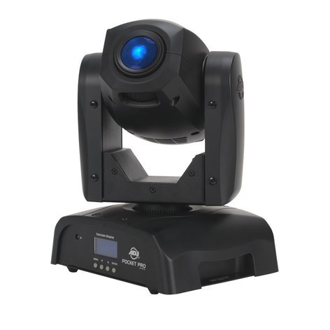 ADJ POCKET PRO 25W Bright White LED High Output Mini Moving Head Fixture POCKET-PRO