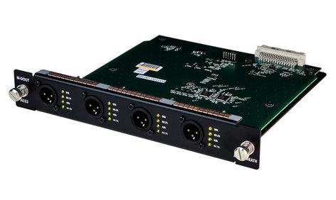 Allen & Heath M-DL-DOUT-A [B-STOCK MODEL] dLive 8-Channel AES/3 Digital Input Module for DX-32 M-DL-DOUT-A-B1