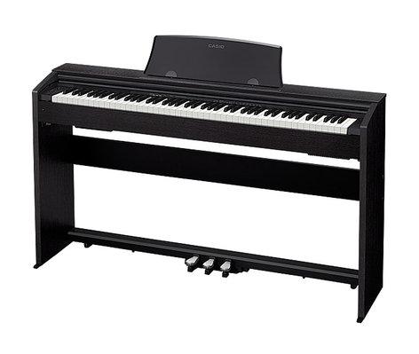 Casio PX-770BK Privia 88 Key Digital Piano - Black PX770BK