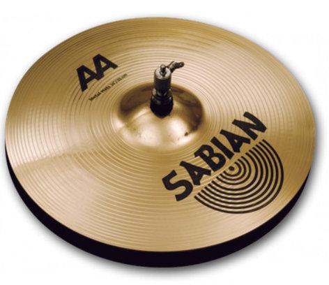 "Sabian 21403M Pair of 14"" AA Metal Hi-Hats 21403M"