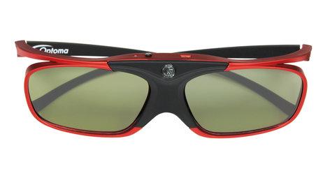 Optoma ZD302 DLP Link 3D Glasses ZD302