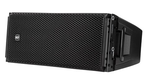 RCF HDL30-A  Active 2-Way Line Array Module, 2200 W HDL30-A