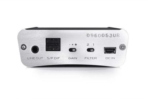 Fostex HP-P1 [B-STOCK MODEL] Headphone Amplifier and DAC for iOS Devices HP-P1-BSTOCK