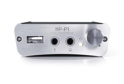 Fostex HP-P1-BSTOCK MODEL Headphone Amplifier and DAC for iOS Devices HP-P1-BSTOCK