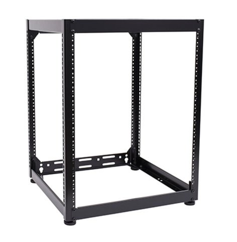 """Chief Manufacturing NS2F1520  15RU 20"""" Deep Stackable Skeleton Rack NS2F1520"""