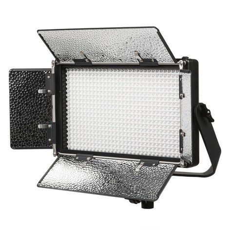 ikan Corporation RBX5  Rayden Half x 1 Bi-Color Flat Panel Studio Light with DMX Control RBX5