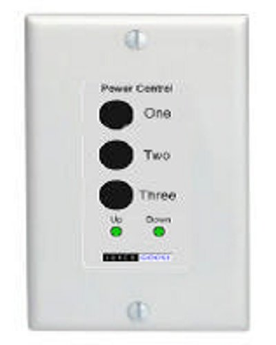 Juice Goose RC5-KP Analog Key Pad Remote Control Monitor for CQ Series Power Sequencers RC5-KPA
