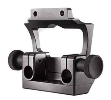 AJA Video Systems Inc Rear Baseplate for CION 4K/UHD and 2K/HD Production Camera REAR-BASEPLATE