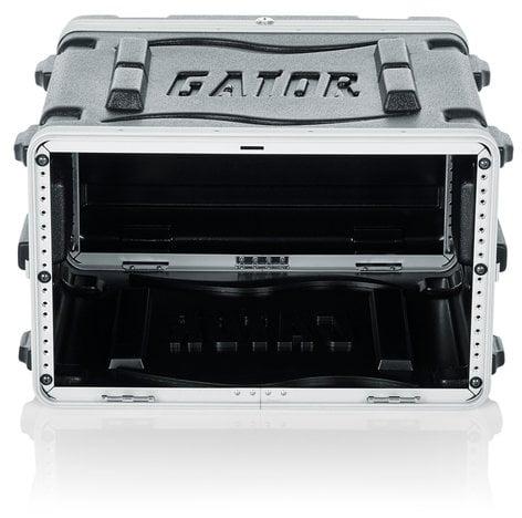 Gator Cases GR-6L 6RU Deluxe Polyethylene Rack Case GR6L