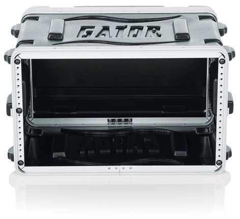 Gator Cases GR-6S 6RU Polyethylene Shallow Rack Case GR6S