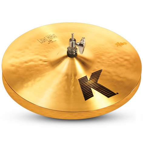 "Zildjian K0814 14"" K Light Hi-Hat Bottom K0814"