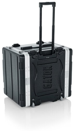 Gator Cases GRR-8L 8RU Lockable Rack Case (with Wheels) GRR8L