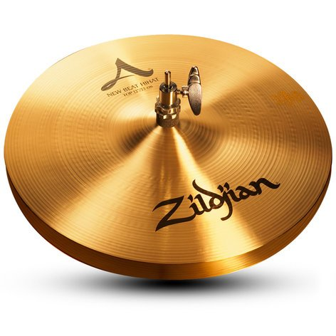 """Zildjian A0130 Pair of 13"""" A Zildjian New Beat Hi-Hats A0130"""