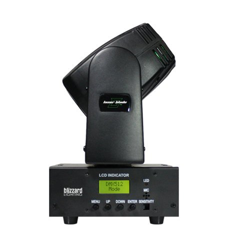 Blizzard Lighting LASER BLADE G 50mW Class 3R Fat Beam Green Laser in Moving Head LASER-BLADE-G