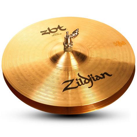 "Zildjian ZBT13HP Pair of 13"" ZBT Hi-Hats ZBT13HP"