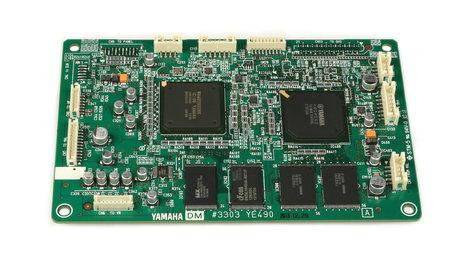 Yamaha ZD457200  P155 DM Main PCB Assembly ZD457200
