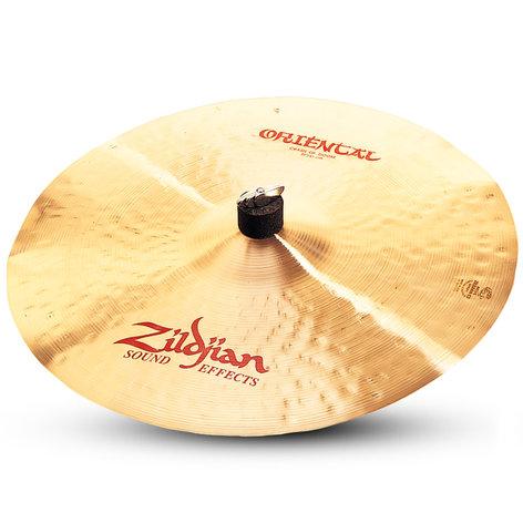 "Zildjian A0621 20"" FX Crash of Doom Crash Cymbal in Brilliant Finish A0621"