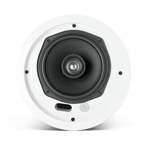 """JBL Control 26CT 6.5"""" 2-Way Ceiling Speaker with 70/100V Transformer CONTROL-26CT"""