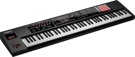 Roland FA-07 76-Key Semi-Weighted Synthesizer FA-07