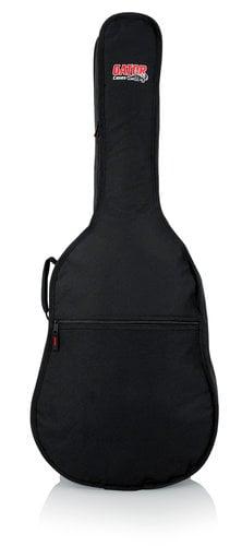 Gator Cases GBE-MINI-ACOU Economy Mini Acoustic Guitar Gig Bag GBE-MINI-ACOU