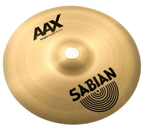 "Sabian 21637X 16"" AA Bright Crash Cymbal in Natural Finish 21637X"