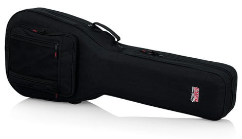 Gator GL-SG Lightweight Foam Double-Cutaway Guitar Case GL-SG