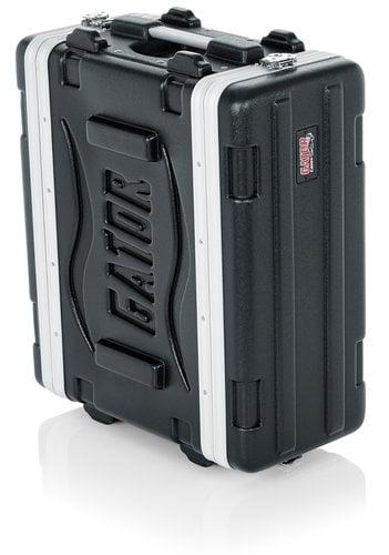 Gator Cases GR-4S 4RU Polyethylene Shallow Audio Rack GR4S