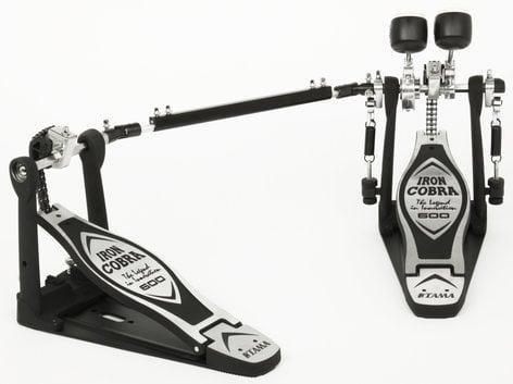 Tama HP600DTW Iron Cobra 600 Twin Bass Drum Pedal HP600DTW