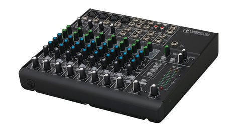 Mackie 1202VLZ4 12-Channel Compact Analog Mixer 1202-VLZ-4