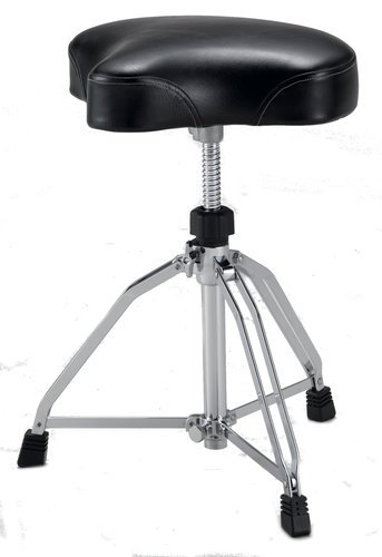 Tama HT75WN Standard Drum Throne with Saddle Seat HT75WN