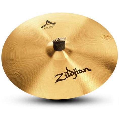 "Zildjian A0266 16"" A Series Fast Crash Cymbal A0266"
