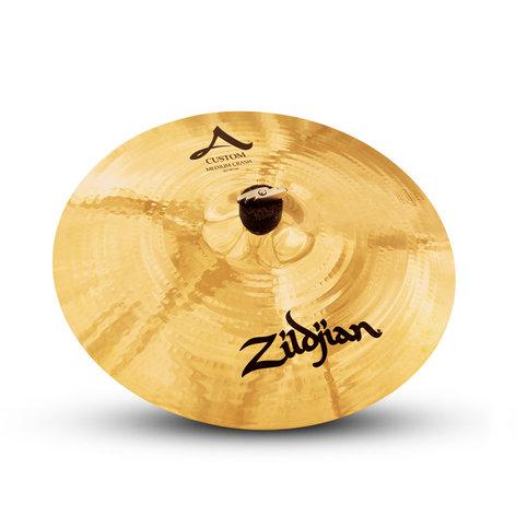 "Zildjian A20826 16"" A Custom Medium Crash Cymbal A20826"