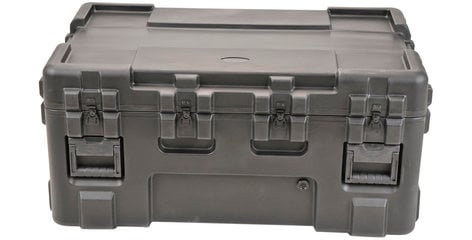"SKB Cases 3R4024-18B-L R Series Waterproof Case with Layered Foam Interior, 40""x24""x18"" 3R4024-18B-L"