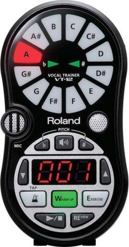 Roland VT-12 [EDUCATIONAL PRICING] Vocal Trainer in Black VT12-BLACK-EDU