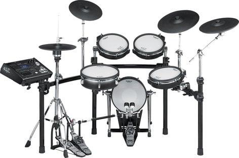 Roland TD-30KS [EDUCATIONAL PRICING] V-Drums V-Pro Series Electronic Drum Kit with Rack/Stand TD30KS-EDU