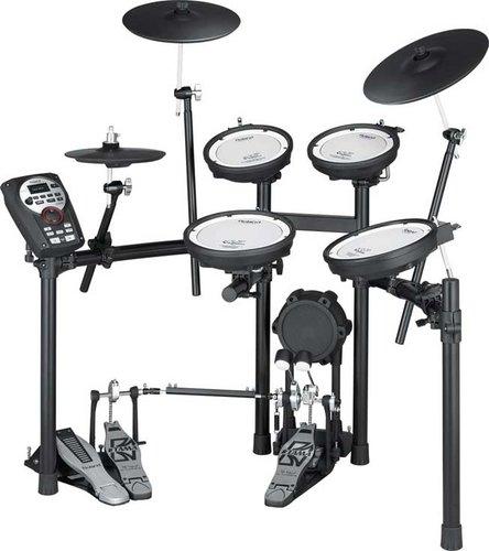 Roland TD-11KVS [EDUCATIONAL PRICING] V-Drums V-Compact Series Electronic Drum Kit with MDS-4V Stand TD11KVS-EDU