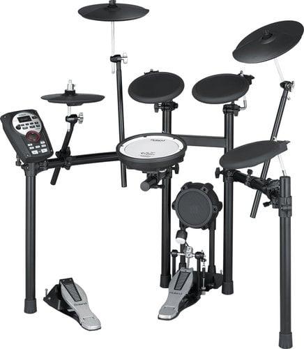 Roland TD-11KS [EDUCATIONAL PRICING] V-Drums V-Compact Series Electronic Drum Kit with MDS-4V Stand TD11KS-EDU