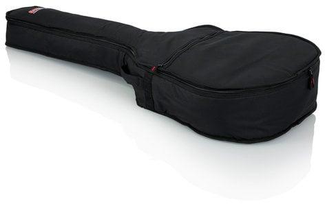 Gator Cases GBE-AC-BASS Economy Acoustic Bass Guitar Gig Bag GBE-AC-BASS