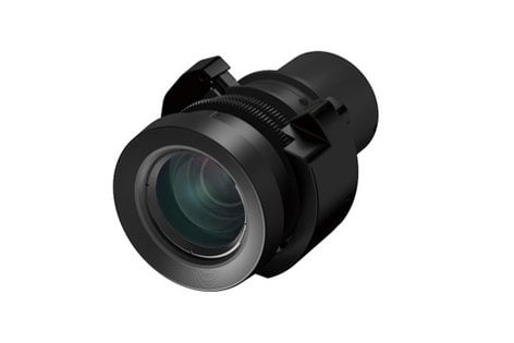Epson V12H004M08 [RESTOCK ITEM] Middle Throw Lens 1 for Pro G7000 and L Series Projectors V12H004M08-RST-01