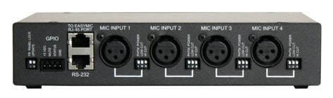 Vaddio EasyUSB PRO MIC I/O Microphone Interface for the EasyUSB Audio Solutions 999-8520-000