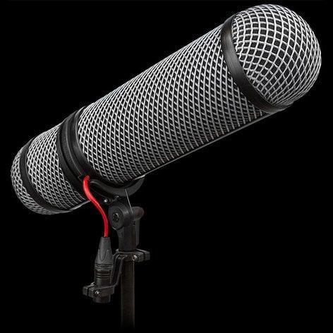 Rycote 010323 Super-Blimp Kit, NTG Windshield Kit for Rode NTG Microphones 010323