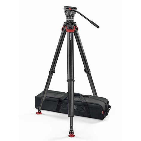 Sachtler 1017 Ace XL with Flowtech Tripod with 17.6 lb Payload 1017