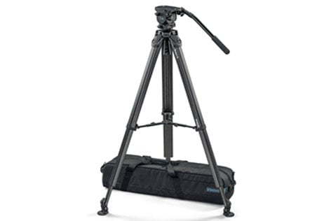 Vinten VB3-FTMS  Vision blue3 Head with Flowtech MS Tripod VB3-FTMS
