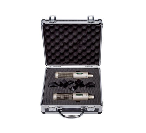 Royer Labs R-10-MP Matched Pair Package of Passive Ribbon Microphones R-10-MP