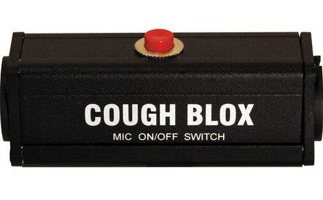 RapcoHorizon Music COUGH BLOX Momentary Mute Switch  COUGHBLOX