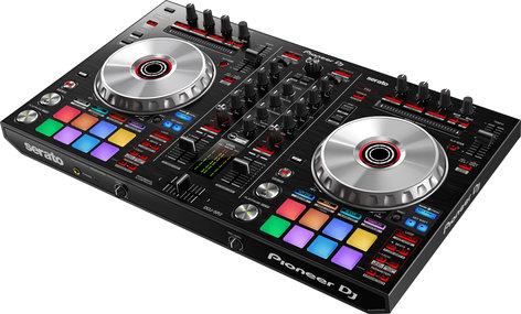 Pioneer DDJ-SR2 2-Channel DJ Controller for Serato DJ DDJ-SR2