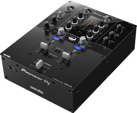 Pioneer DJM-S3 2-Channel Mixer for Serato DJ DJM-S3