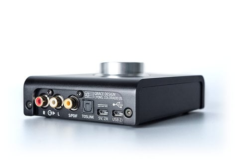 Grace Design m900 Portable Headphone Amp / DAC / Preamp  M900