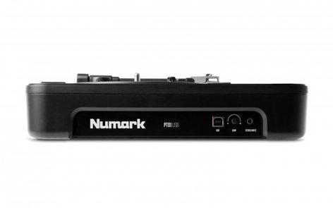 Numark PT01-USB Portable USB Turntable with Software PT01-USB