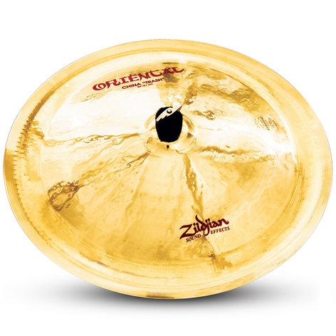 "Zildjian A0620 20"" FX Oriental China ""Trash"" Cymbal in Brilliant Finish A0620"